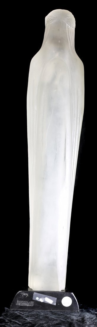 RENE LALIQUE (1860-1945) 'SOURCE DE LA FONTAINE CALYPSO - 4