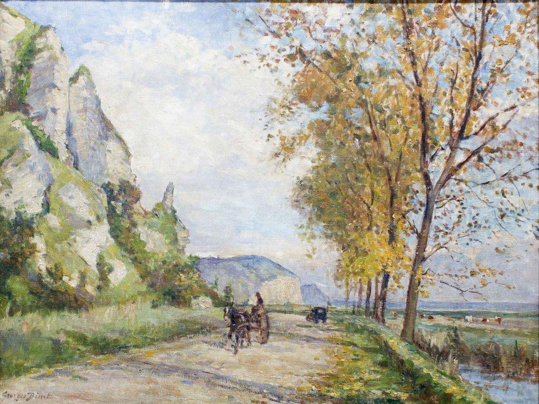 GEORGE BINET (1865-1949)