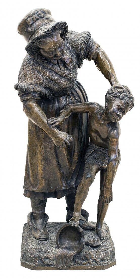 ANTONIN GUETON (Probably Italian 1886-1941)