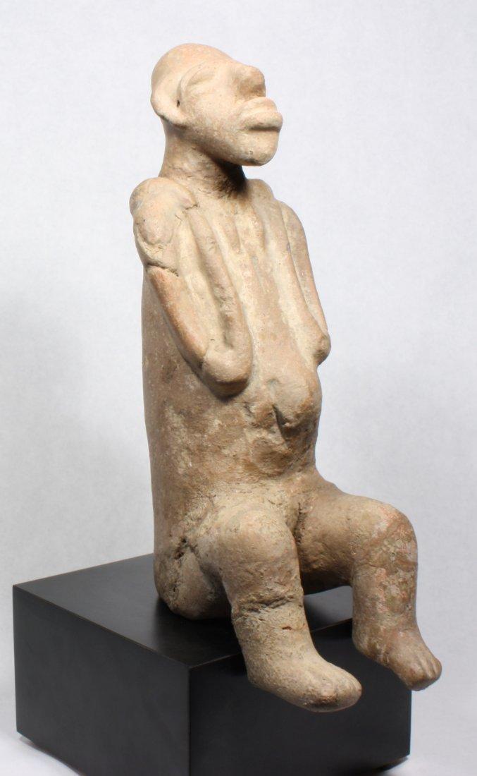 CEREMONIAL FEMALE ANCESTRAL FIGURE