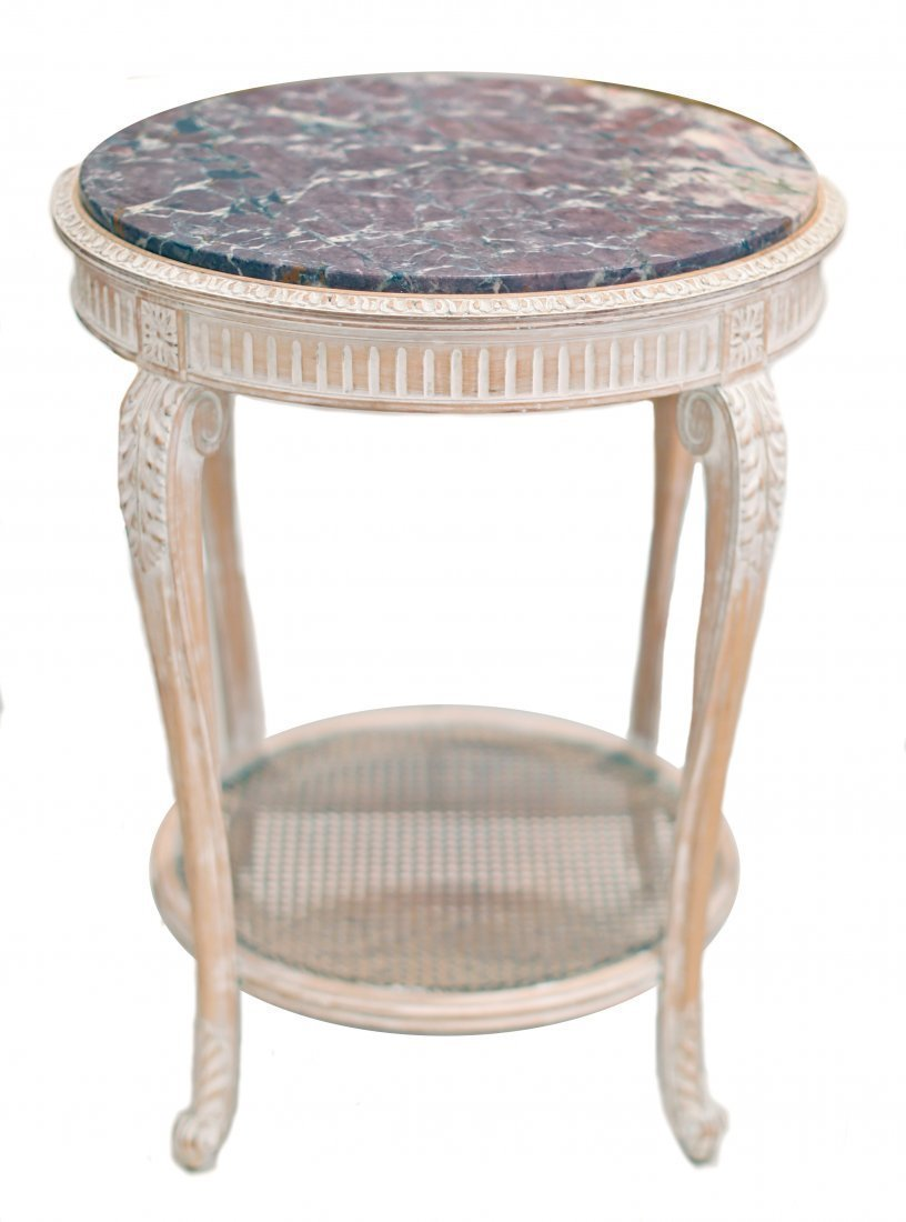 PROVINCIAL STYLE OCCASIONAL TABLE