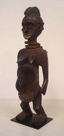 STYLE OF  CHAMBA PEOPLE REPUBLIC OF CAMEROON