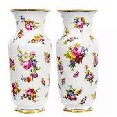 France 19th Century Very Fine Paris Porcelain Vases
