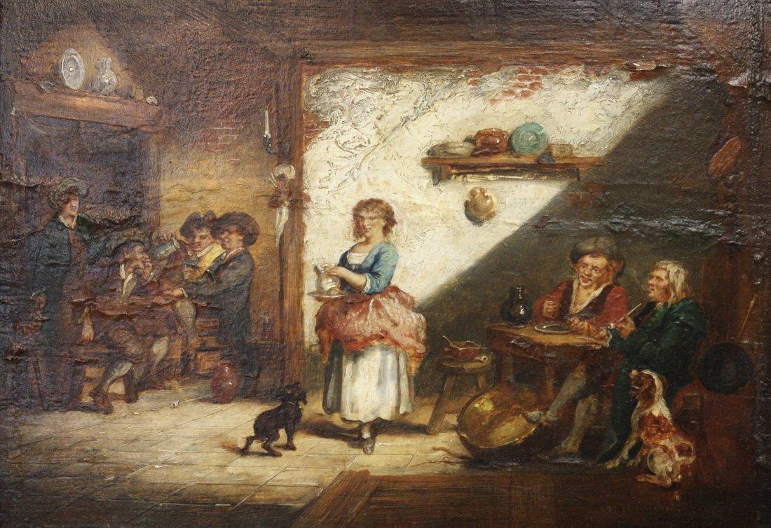 Martin DOMICENT (Attrib.) (1823-1898)