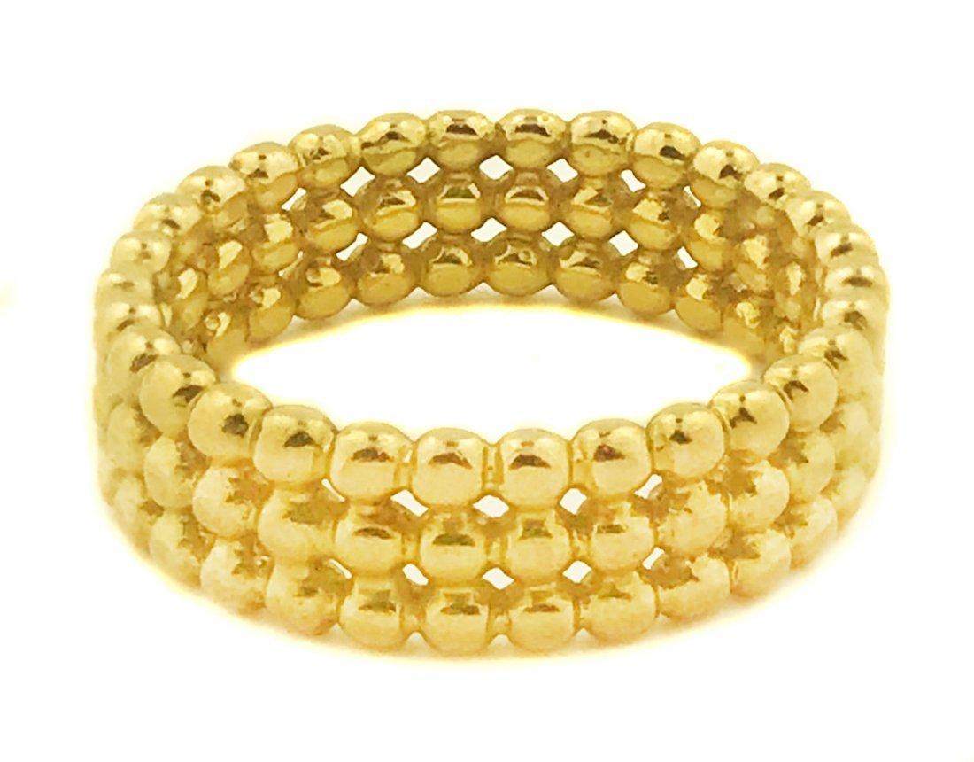 TIFFANY & CO.,18 Karat Gold Ring