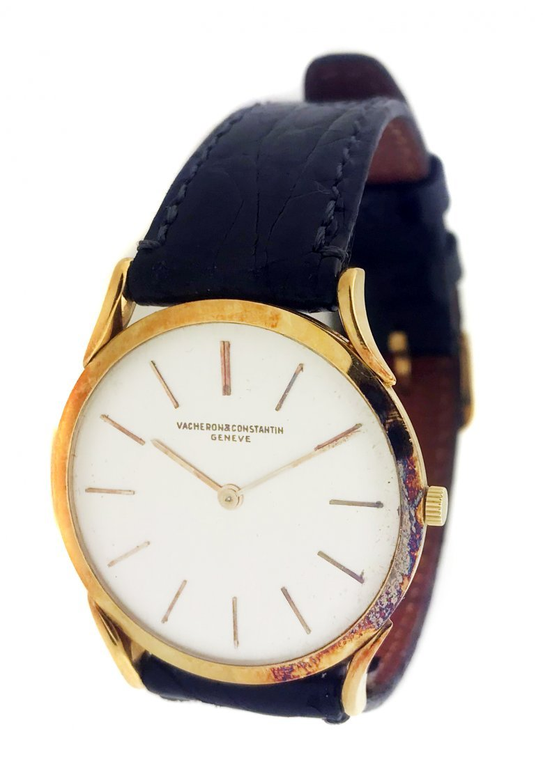 VACHERON CONSTANTIN,18K YELLOW GOLD WRISTWATCH