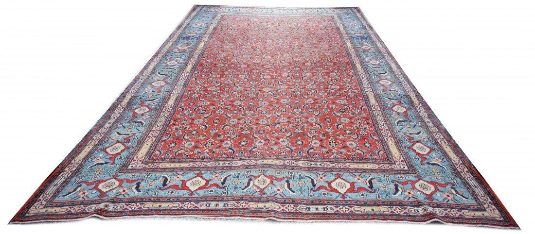 Kirman Carpet, Southeast Persia