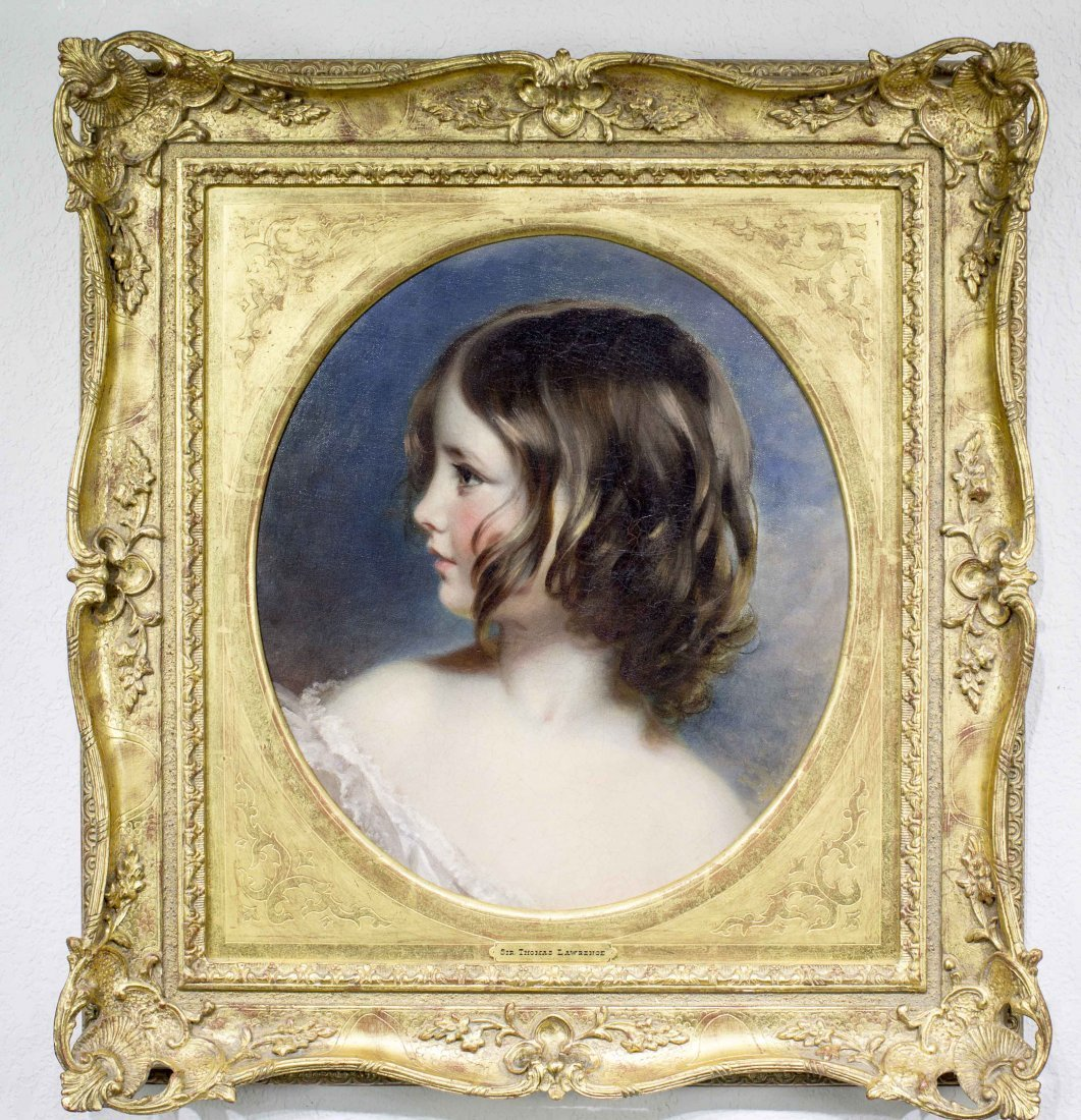 SIR THOMAS LAWRENCE (English, 1769-1830) - 2