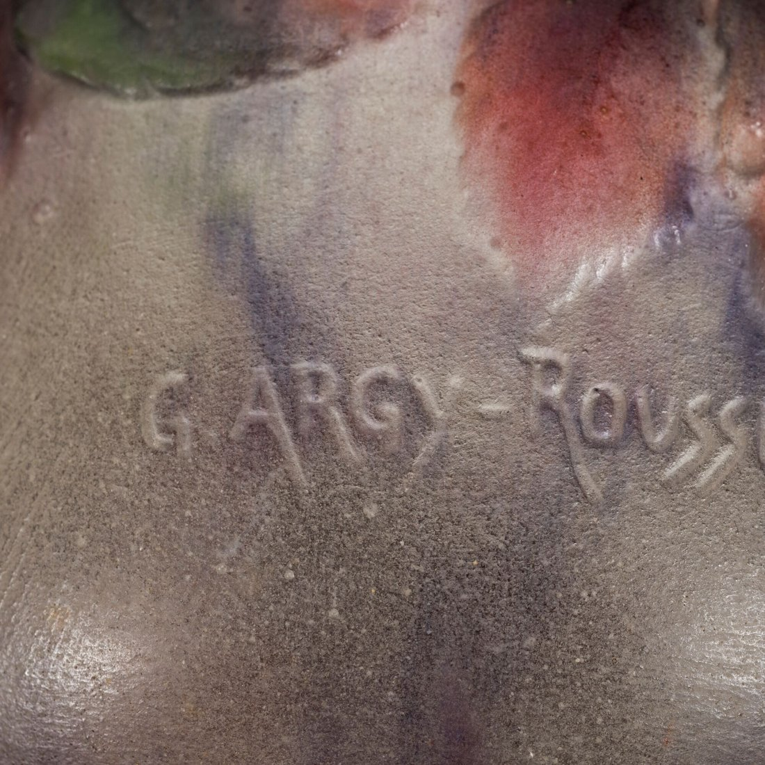 "Gabriel Argy-Rousseau (1885-1953)""the Spider and Web"" - 2"