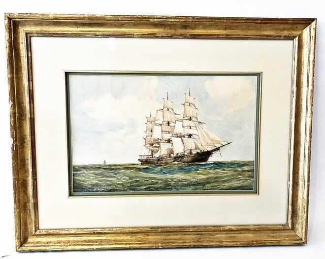 Montague J. Dawson (1895-1973), Fine Painting - 2