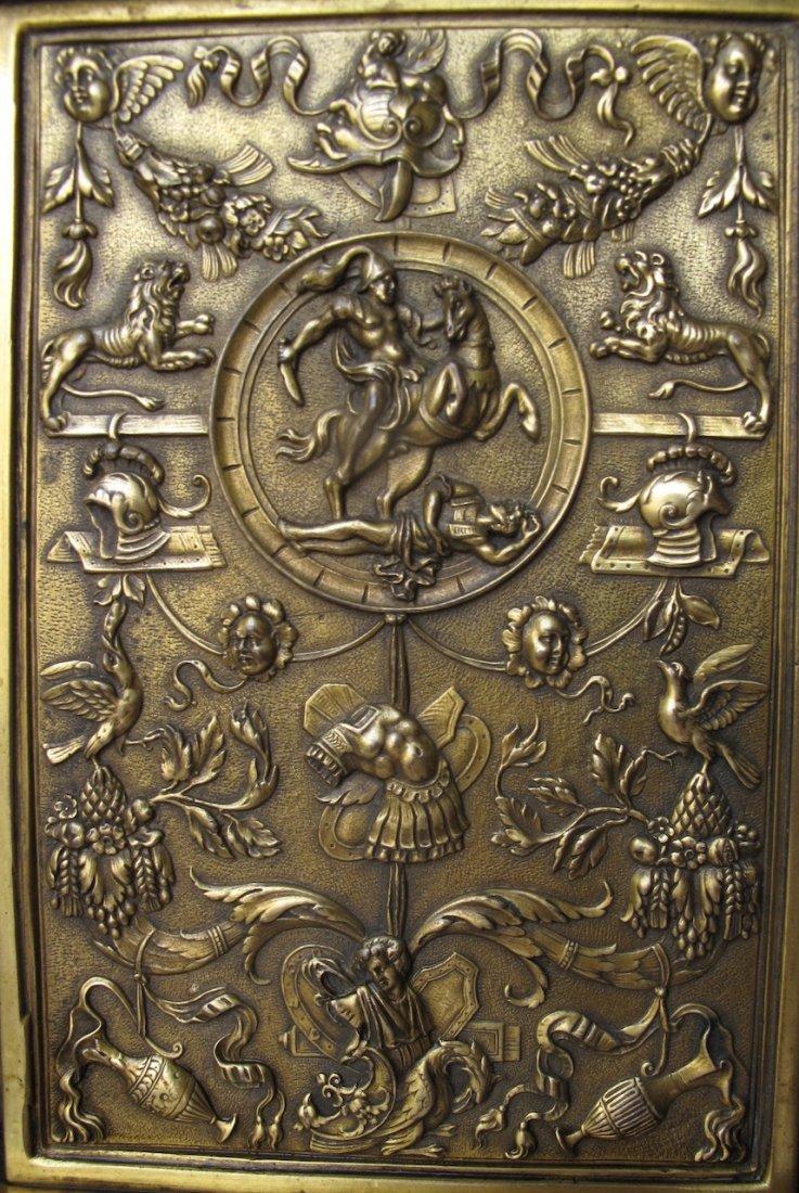 Edward F. Caldwell & Co. Fine Mantel Clock - 6