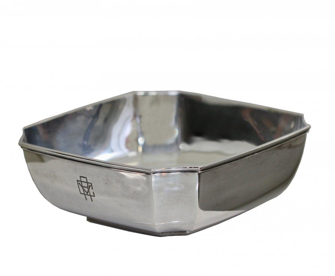 A Tiffany Sterling Silver Bowl