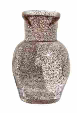 Vintage Art Glass Vase possibly Charles Schneider