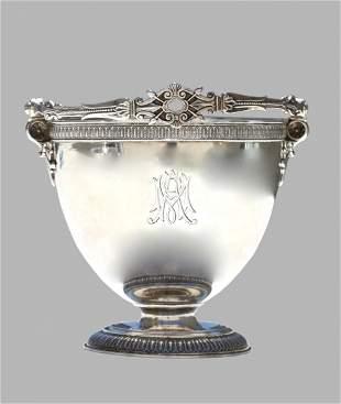 A rare Tiffany & Co. Sterling Silver Sugar Bowl