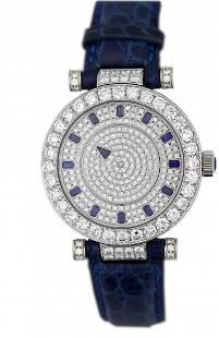 Franck Muller, Diamond Mystery Wristwatch