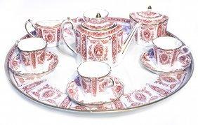 23: ELEVEN PIECE WEDGEWOOD TEA SET