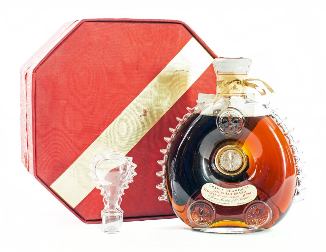 LIMITED EDITION BACCARAT CRYSTAL REMY MARTIN COGNAC SET