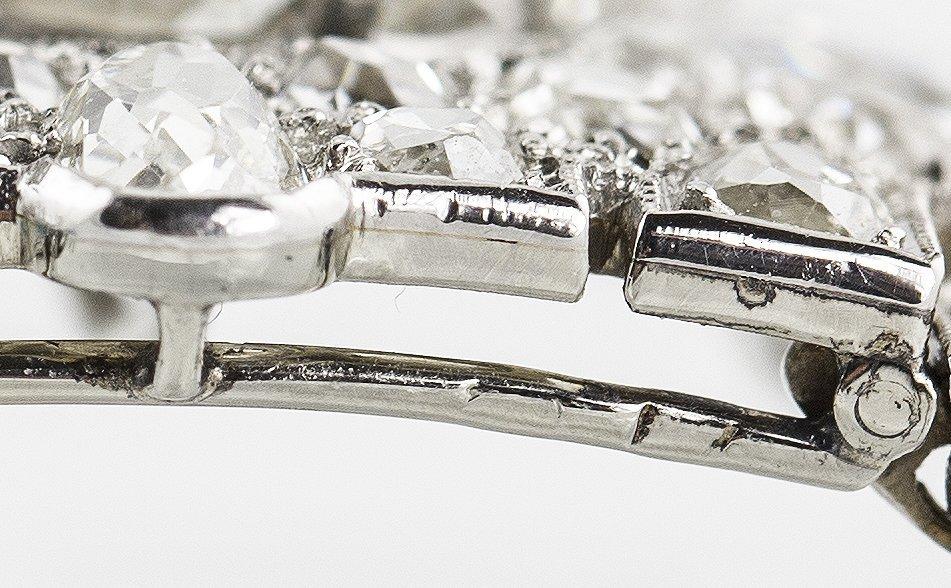 IMPORTANT CARTIER DIAMOND BRACELET - 7