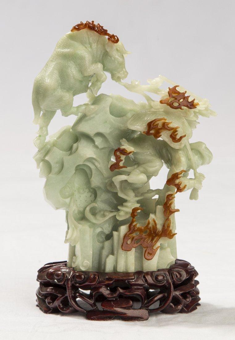 LIGHT GREEN JADE GROUP, CHINESE