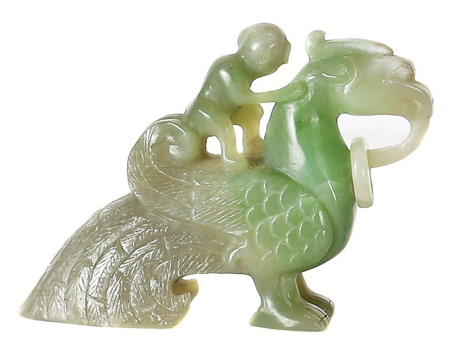PALE GREEN JADE GROUP, CHINESE