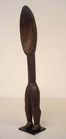 Ceremonial Spoon - Wood.
