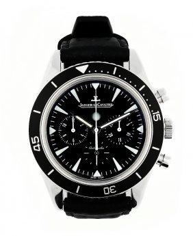 Jaeger-le Coultre Deep Sea Chronograph Wristwatch
