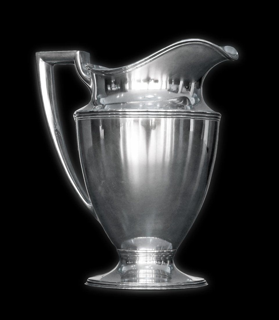 TIFFANY & CO. STERLING SILVER PITCHER
