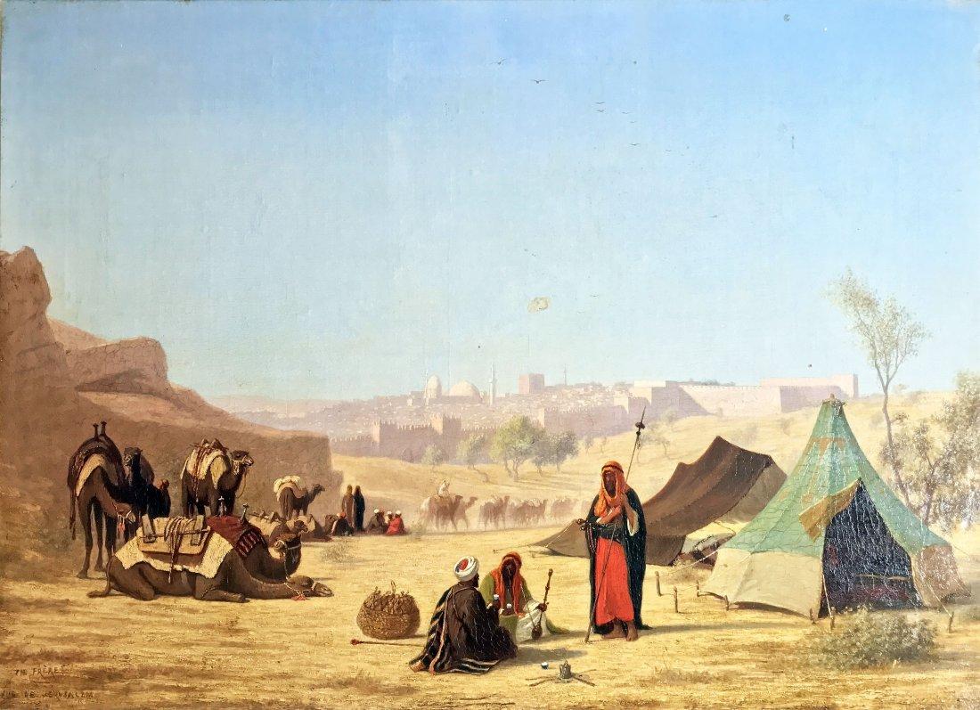 Théodore FRERE (1814-1888)