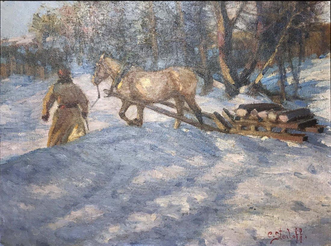 ADOLF BAUMGARTNER-STOILOFF (1850-1924)