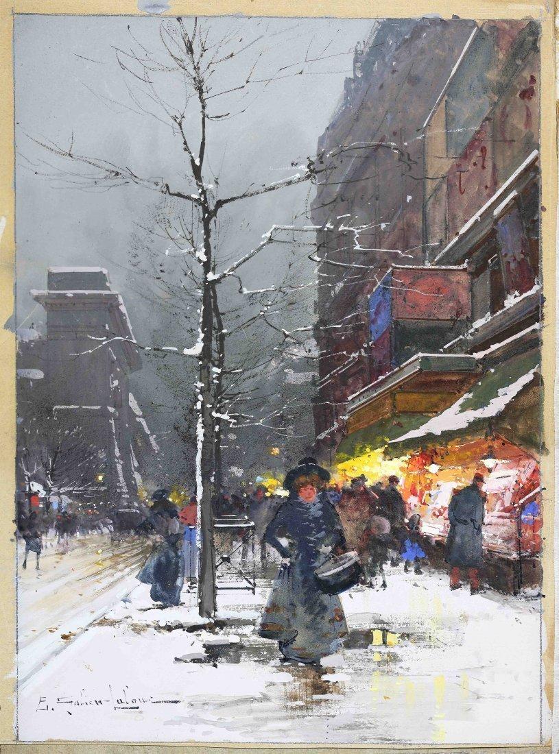 EUGENE GALIEN-LALOUE (1854-1941)