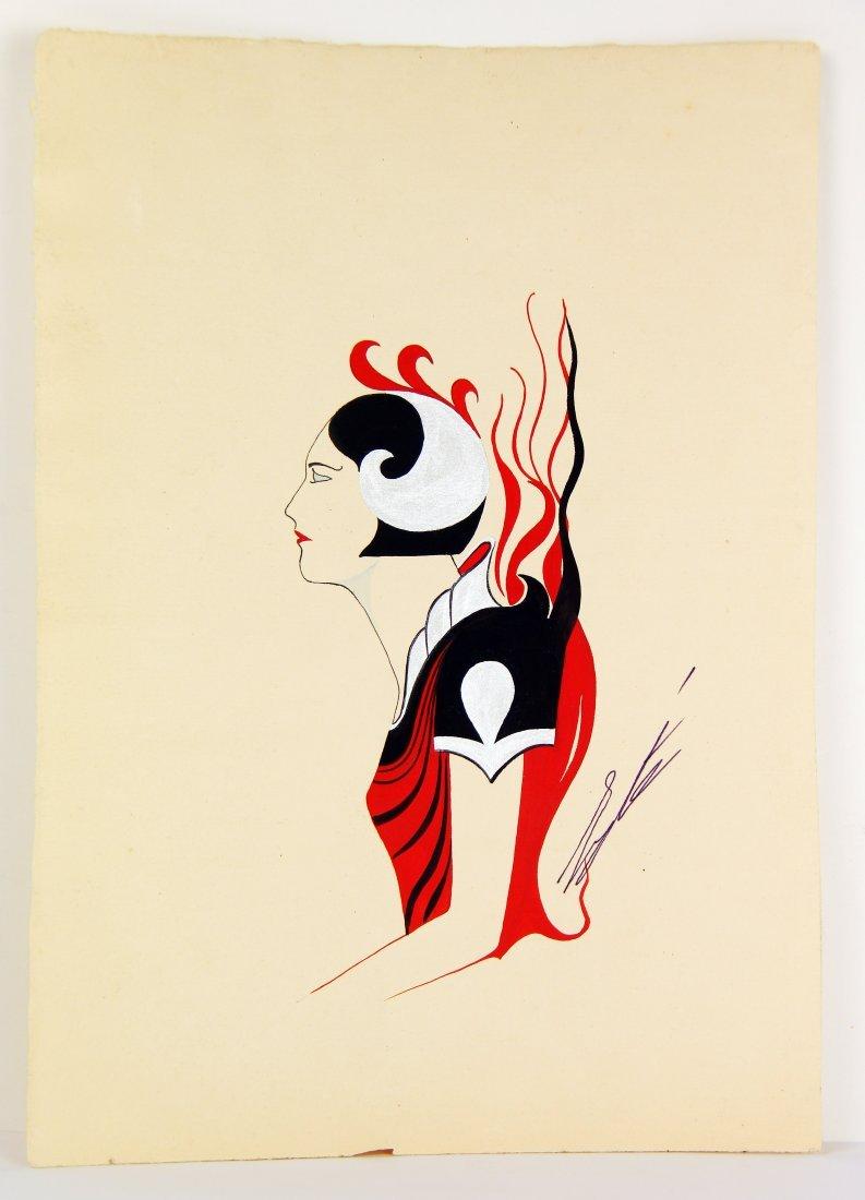 Erté (Romain de Tirtoff) 1892-1990 - 2
