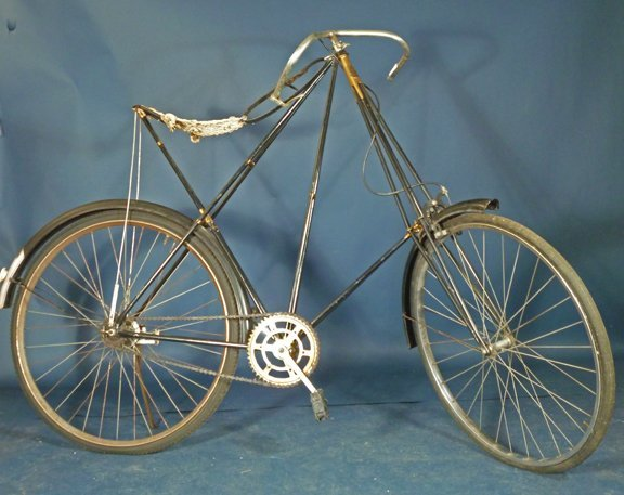 2: A Rare Dursley and Pederson 1898 to 1904 Bicycle