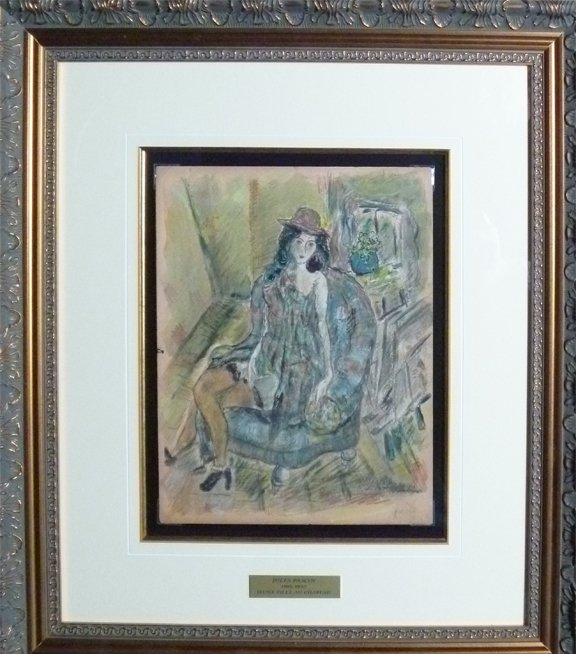 12: Jules Pascin (Bulgaria France 1885-1930)