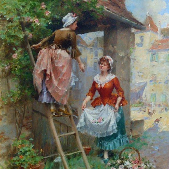 13: Henri Victor Lesur (France 1863-1900)