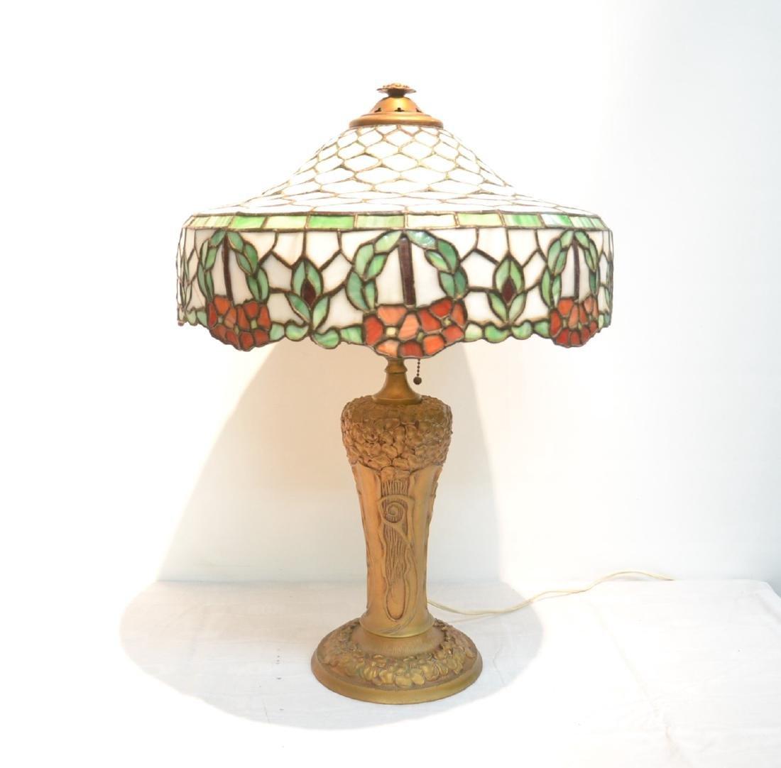 GEOMETRIC CHICAGO MOSAIC Co. LAMP SHADE