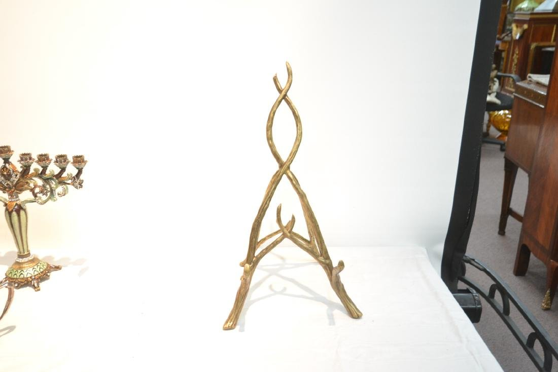 JAY STRONGWATER OAKLEY DECORATIVE DISPLAY STAND - 2