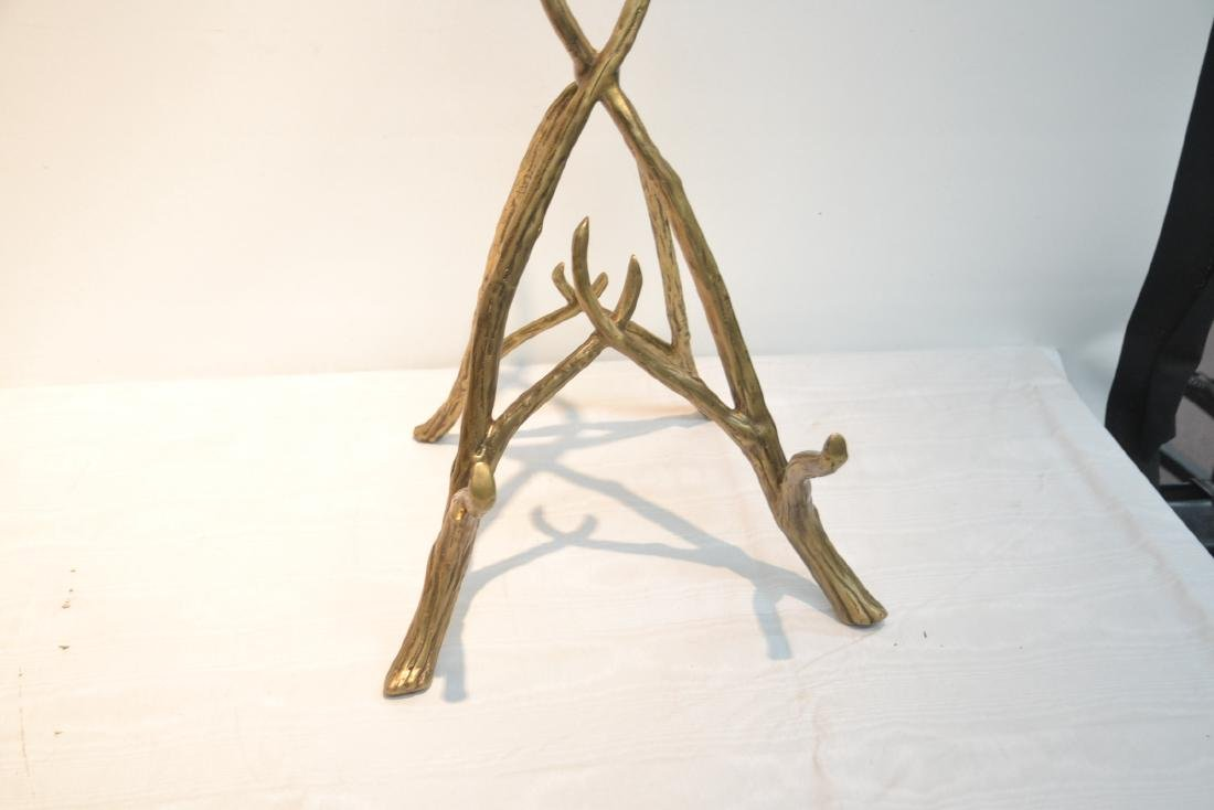 JAY STRONGWATER OAKLEY DECORATIVE DISPLAY STAND - 4