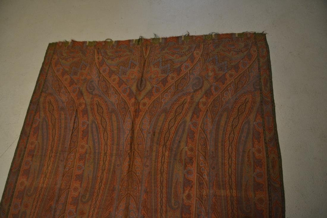 COLORFUL PAISLEY - 5' x 11' - 7