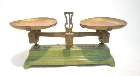 FORCE 5 KILOS ENAMELED BALANCE SCALE