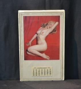Vintage Mariln Monroe Golden Dreams Pinup