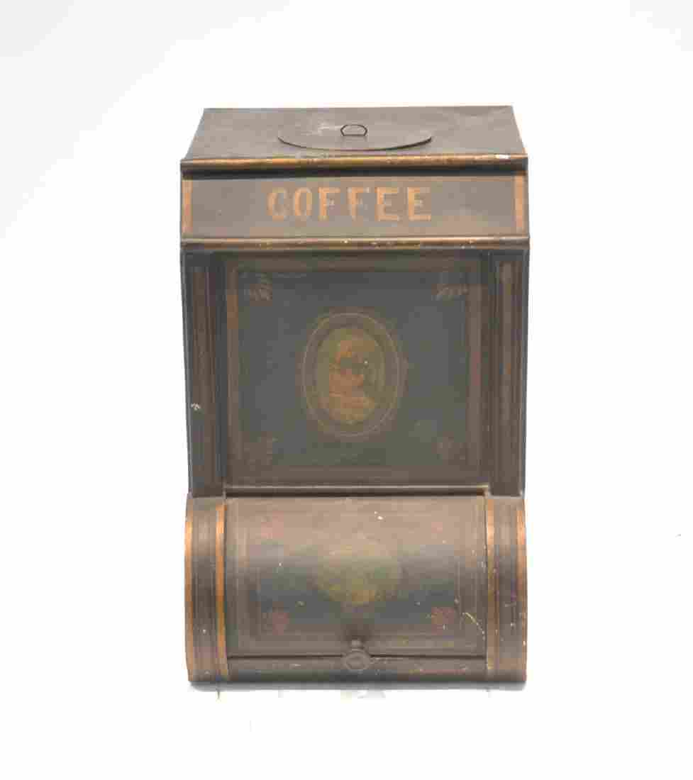 EMPIRE HARDWARE Co. STORE COFFEE TIN