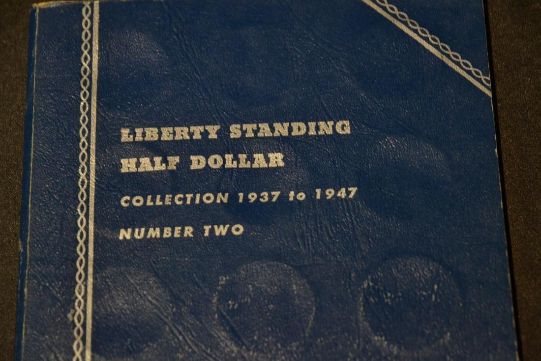 (43) SILVER LIBERTY HALF DOLLARS (1937-1947) & - 9