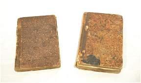 19thC JUDAICA GERMAN BOOK OF JEWISH TRADITIONS