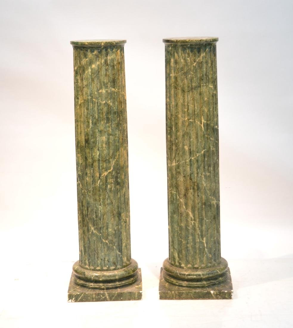 (Pr) DECORATIVE PLASTER COLUMNS