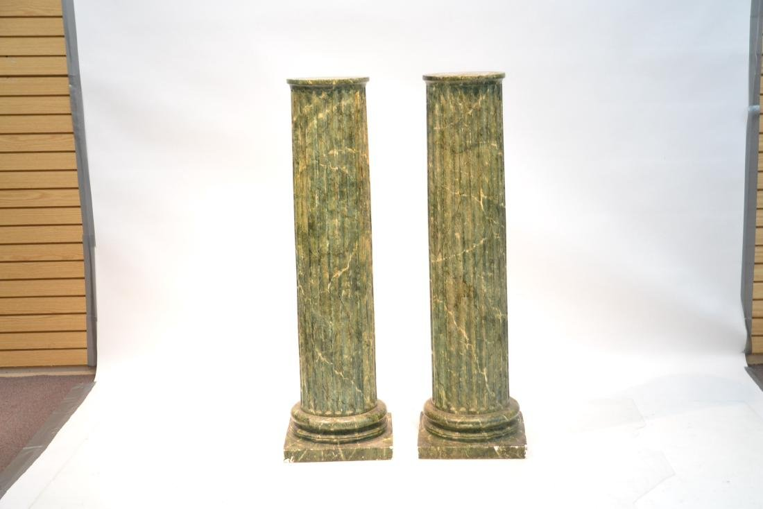 (Pr) DECORATIVE PLASTER COLUMNS - 7