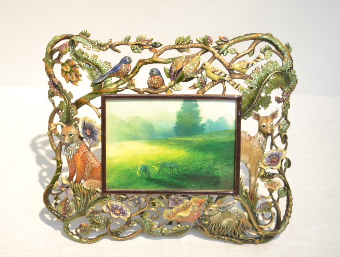 JAY STRONGWATER MEADOW / GRETEL PICTURE FRAME