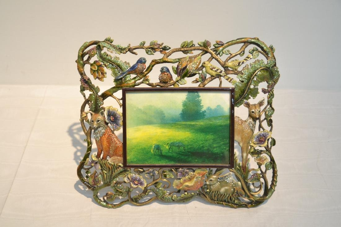 JAY STRONGWATER MEADOW / GRETEL PICTURE FRAME - 2