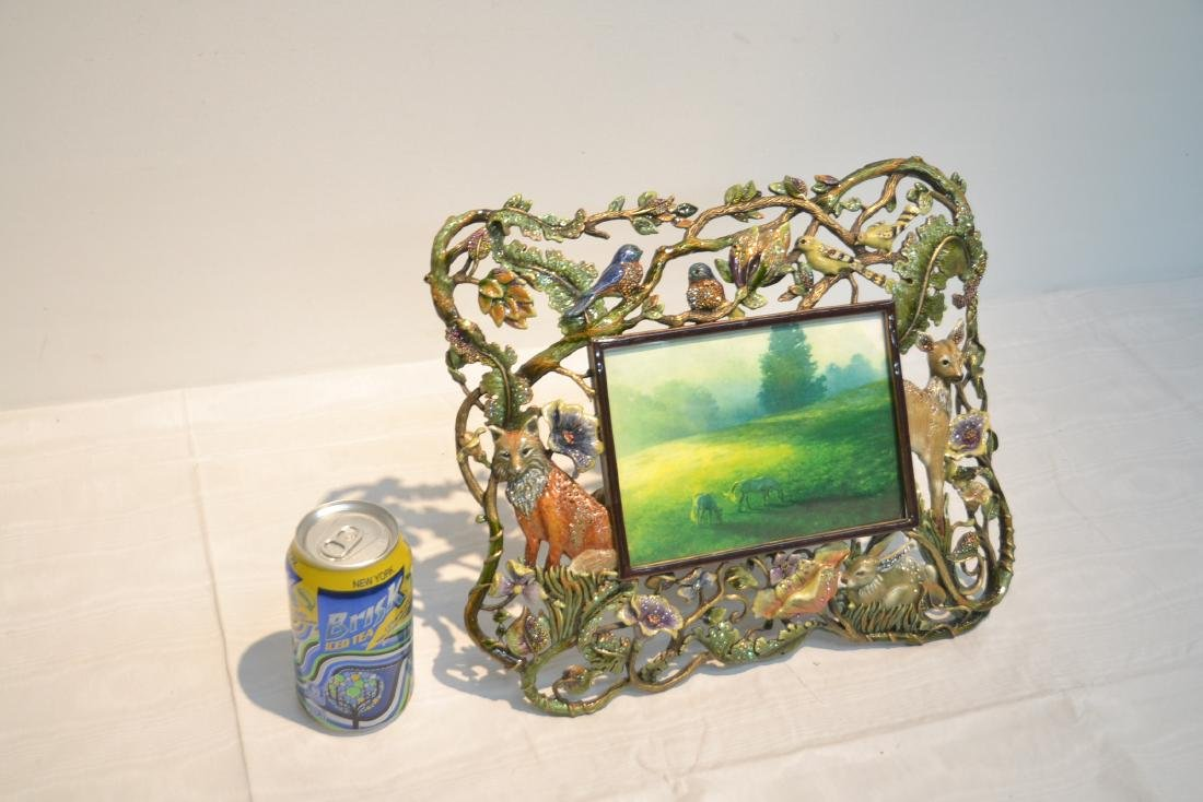 JAY STRONGWATER MEADOW / GRETEL PICTURE FRAME - 5