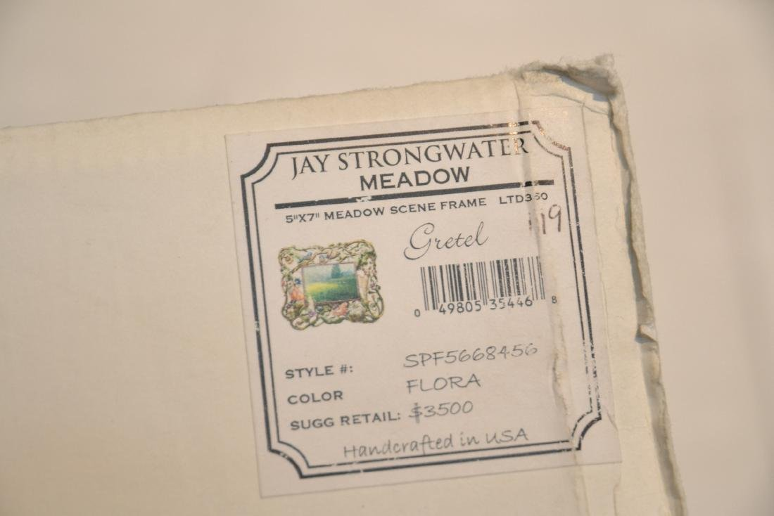 JAY STRONGWATER MEADOW / GRETEL PICTURE FRAME - 9