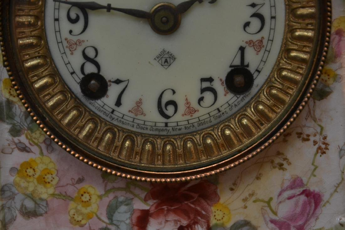 ROYAL BONN ANSONIA CLOCK - 3